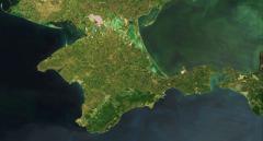 «Удар по Путину»: в Крыму открыли первый украинский информационный ресурс