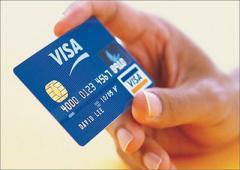 Новые стандарты: с апреля карточки Visa в Украине будут бесконтактными
