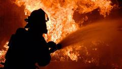 Уничтожена гумпомощь: в «администрации» и «райотделе» Донецка и Горловки произошли пожары