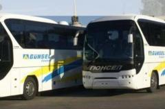 В Приват24 появились билеты на автобусы Гюнсел