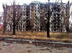 Возле жилых домов в Донецке нашли реактивные снаряды