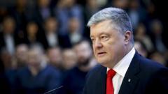 Путин нам развязал руки: Порошенко анонсировал разработку в Украине мощных ракет