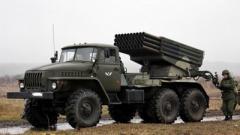 Боевики «ДНР» и «ЛНР» не отводят тяжелое вооружение – ЗРК, РСЗО и другое