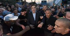 Михаил Саакашвили купил билет на самолет до Киева на 1 апреля