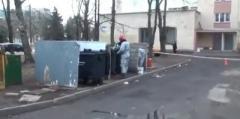 Россиянка устроила «второй Чернобыль» прямо на улице: «Запасливая, украла наверно»