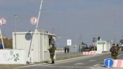 КПВВ «Новотроицкое» не будет проводить пропуск граждан 17 марта