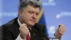 Кошевой опозорил Порошенко на всю Украину
