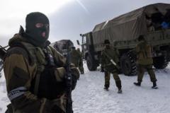 """Боевики """"выжигали"""" позиции ВСУ атаками из ПТРК, 120-мм минометов и гранатометов"""