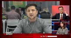 В «Зе-штабе» рассказали покажут ли публике живого Зеленского до выборов