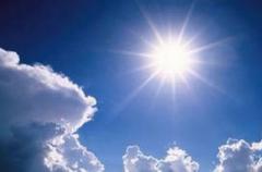 Синоптики в понедельник прогнозируют резкое потепление до +22.