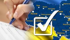 Для изменения места голосования переселенцам потребуется только паспорт гражданина Украины