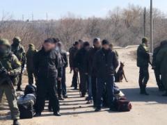 """Террористы """"ЛНР"""" отдали Украине 60 осужденных"""