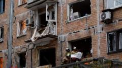В центре Донецка в одной из квартир прогремел взрыв: госпитализирован мужчина