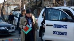 Координатор гумподгруппы от ОБСЕ Тони Фриш с рабочей поездкой прибыл в Донецк