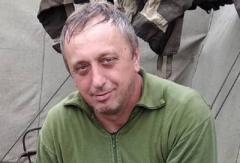 В Бахмуте попрощались с бойцом ВСУ Александром Милютиным с позывным «Дед»