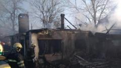 В Кривом Роге на страшном пожаре погибли дети