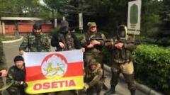 В Украине рассказали, как осетинцы начинали войну в Донецке