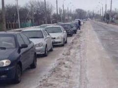 Как ночуют на КПП «ДНР» те, кто не успел проехать