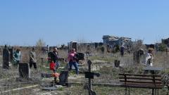 В «МЧС ДНР» назвали кладбища Донецка, закрытые для посещения