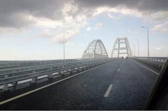 Россия закрывает Крымский мост
