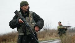 В районе Широкино боевики взяли в плен бойца ВСУ
