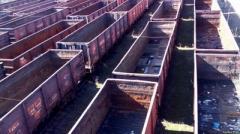 Через КПП «Гуково» из «ЛНР» идут поезда с неизвестными грузами