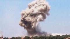 Соцсети показали кадры мощного взрыва на полигоне в Торезе. ВИДЕО
