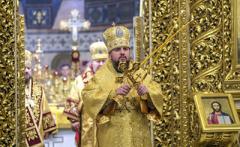Епифаний обратился к украинцам перед вторым туром выборов: «хочет захватить страну»