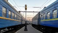 В украинском поезде почернели пассажиры (ВИДЕО)