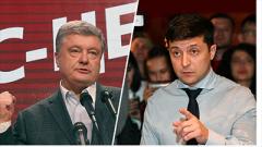 У Зеленского ответили на предложение Порошенко о дебатах 15 апреля