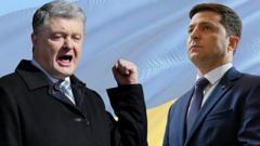 Дебаты кандидатов: Порошенко согласился на встречу с Зеленским в Олимпийском