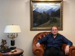 Медведчук предложил Зеленскому сделку с Кремлем ради мира в Донбассе