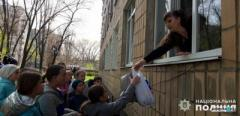 В Авдеевке ЧП: школьникам стало плохо