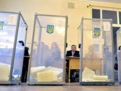 «Украина избирает нового лидера»:  экзитпол