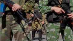 В подразделениях НВФ «ЛДНР» введен «казарменный режим»