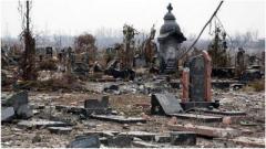 В Донецке, Горловке и других населенных пунктах люди не смогут навестить могилы близких
