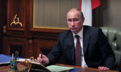 Путин отказался от любых контактов с Зеленским: в Кремле официально назвали причину