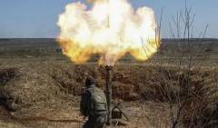 Позиции ВСУ обстреляны из минометов и гранатометов. Есть погибшие и раненые