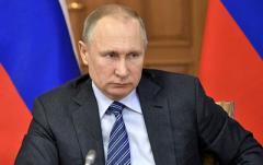 Путин выразил недовольство позицией Зеленского по Донбассу