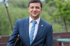 Зеленский обещает взяться за «языковой закон» после инаугурации