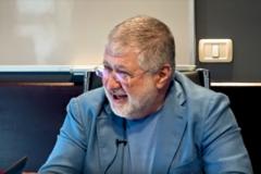 """Коломойский заявил о """"плохом"""" Майдане и """"гражданской"""" войне на Донбассе. ВИДЕО"""