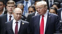 Трамп назвал «продуктивным» разговор с Путиным