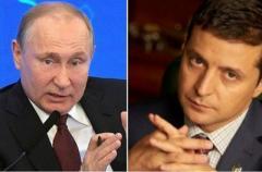 Названа возможная дата первой встречи Зеленского с Путиным