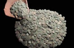 В Британии нашли крупнейший римский клад