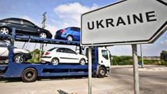 Верховная Рада продлила льготный период «растаможки» авто с еврорегистрацией
