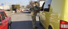 Ситуация в пунктах пропуска утром 17 мая: Проезда ожидали 320 авто