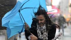 Погода в Украине 20 мая: в некоторых областях ожидаются дожди, грозы и сильный ветер