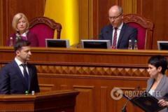 """Физиогномист оценила президента Зеленского на инаугурации: """"Так еще никто не делал"""""""
