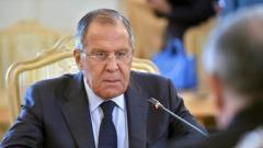 Лавров предложил Зеленскому начать диалог по Донбассу «по-христиански»