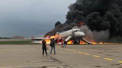 Эксперты восстановили полную картину катастрофы самолета Superjet SSJ-100 в Шереметьево